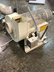 Material Handling Sawdust Blower Dust Collector 2 Hp