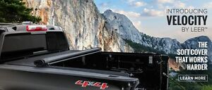 Leer Velocity 29020319 Roll up Truck Tonneau Cover 14 17 Chevy Gmc 5 8