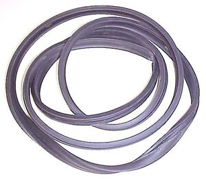 1936 1937 1938 Windshield Gasket Rubber Bonded Chevy Gmc Pickup Trucks 36 37 38