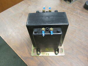 Instrument Transformers Potential Transformer 450 480 Ratio 4 1 Pri 460v Used