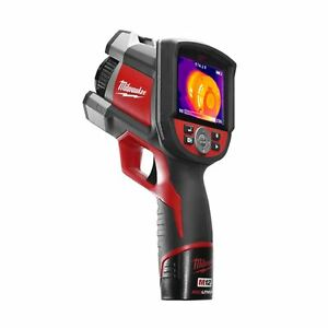 2260 21nst Milwaukee M12 160 X 120 Thermal Imager Kit Nist
