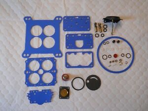 Holley 4160 Series Carb Rebuild Kit For 550 600 Cfm Vs