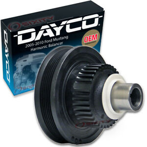 Dayco Harmonic Balancer For 2005 2010 Ford Mustang 4 0l V6 Engine Lz