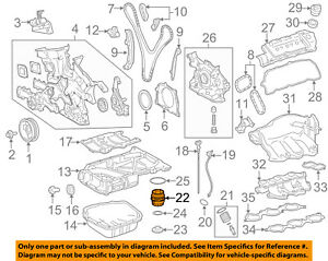 Toyota Oem Engine Parts Filter Cover 1562031060