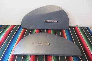 1940 s Foxcraft Fender Skirt Ford And Mercury 42 46 47 1948 Teardrop Bubble Look