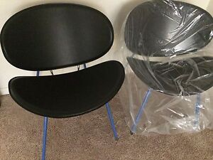 Safco Black Guest Chair Model 3563bl