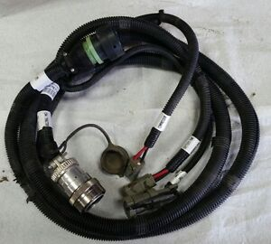 John Deere Oem Part Aa76735 Planter Can Wiring Harness 1770nt 1790 1775nt