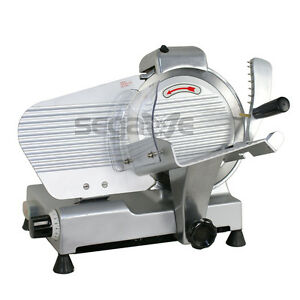 Cheese Food Slicer Industrial Quality10 Blade Commercial Meat Slicer Deli Meat