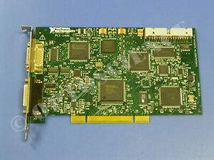 National Instruments Pci 1426 Ni Imaq Video Framegrabber Card Camera Link