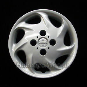 Nissan Altima 1998 1999 Hubcap Genuine Factory Original Oem 53058 Wheel Cover