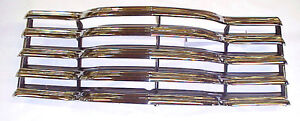 1947 1948 1949 1950 1951 1952 1953 Chrome Grille Chevrolet Chevy Pickup Truck