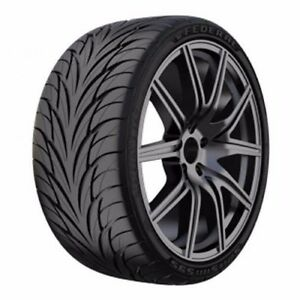 2 New 275 35zr18 95w Federal Ss 595 Performance Radial Tire 275 35 18 Ss 595