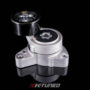 K tuned K series Upgraded Auto Belt Tensioner Civic Si Rsx K20 K24 Ktd aut ten