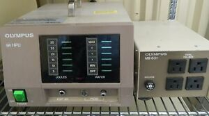 Olympus Hpu Heat Probe Unit olumpus Mb 63