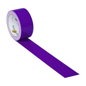 Violet Purple Duck Brand Duct Tape 1 88 Inch X 20 Yds
