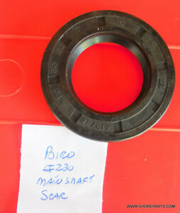 Biro Saw 230 Grease Seal for Upper Main Shaft for Models 11 22 33 34 3334