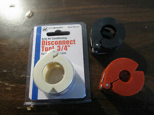 3 Auto Fuel And Air Conditioning Line Disconnect Tools 3 4 5 8 3 8 New