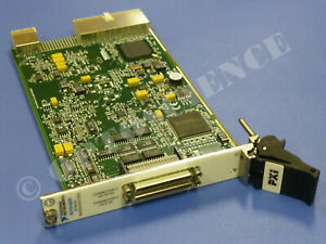National Instruments Pxi 6225 Ni Daq Card 80ch Analog Input Multifunction