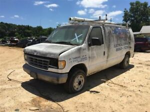 Rear Bumper With Step Bumper Painted Fits 94 14 Ford E150 Van 336681