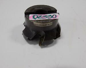 Seco 2 Indexable Face Milling Cutter R220 53 02 00 12 5a