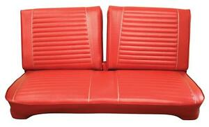 Ford Fairlane 500 Upholstery For Front Split Bench And Rear Seat 1964