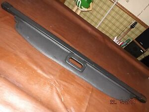 11 12 13 14 15 16 Jeep Grand Cherokee Cargo Cover Black Oem