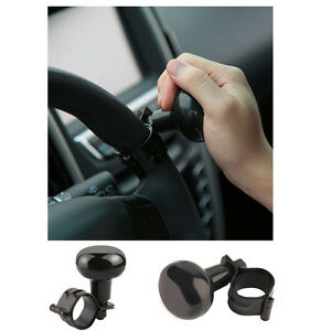 New Heavy Duty Car Steering Wheel Spinner Handle Auto Tractor Suicide Power Knob
