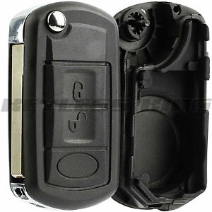 Replacement Remote Key Fob Entry Shell Case For Land Rover Range Rover Sport