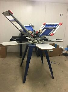 Goccopro Screen Print System Including All Supplies screen Film extra Equipment