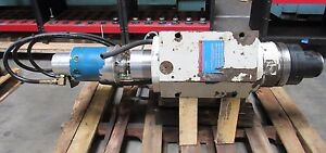 Setco Precision Spindle Spl G107 5 508 Sub spindle Fr Cincinnati Avenger 200ms