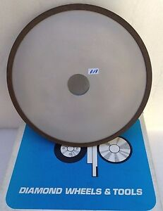 Diamant Boart Inc Usa Diamond Grinding Wheel usa 15v4 8 X1 4 X1 1 4 X 0 0