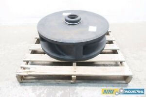 New Weir 38777 31in Od 14 1 8in Eye Slurry Pump Impeller 4 vane
