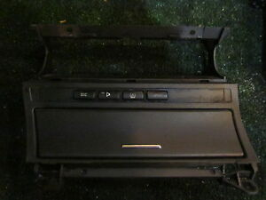 2005 Bmw M3 E46 Ashtray W lighter buttons Trim Panel