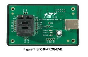 Silicon Labs Si5338 si5356 Clock Generator And Synthesizer Evaluation Board