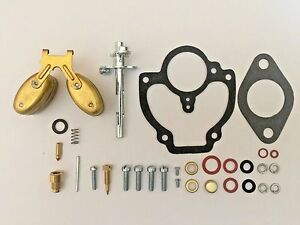 Massey Harris 44 44 Special 44 6 55 444 555 Tractor Carburetor Kit W Float