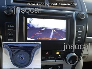 Backup Camera For Toyota Display Audio Entune 2012 2013 2014 Camry Prius Rav4
