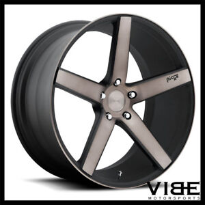 19 Niche Milan Machined Concave Wheels Rims Fits Acura Tl