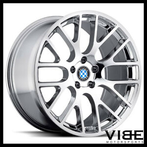 19 Beyern Spartan Chrome Forged Wheels Rims Fits Bmw E39 M5