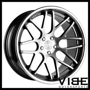 19 Vertini Magic Machined Concave Wheels Rims Fits Infiniti G37 G37s Coupe