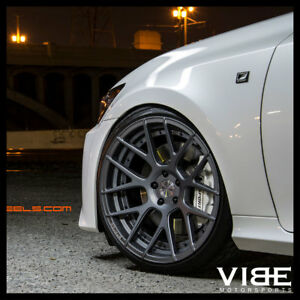 20 Stance Sc8 Grey Concave Wheels Rims Fits Lexus Isf