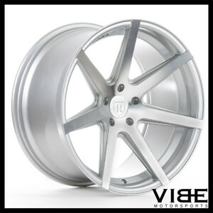 20 Rohana Rc7 Silver Concave Wheels Rims Fits Toyota Camry