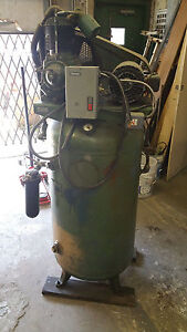 Champion Industrial Air Compressor 3 Phase Electric Motor 5hp 230v14 4a 460v7 2a