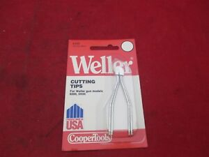 Weller Soldering Gun Tips 6150