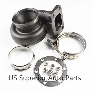 Gt3576r Gt3582r Gt35 Gtx35 Ar 82 Vband Outlet Exhaust Housing 3 Clamp Flange