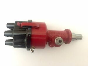 Rebuilt International Harvester Farmall 806 Tractor 6 cylinder Distributor