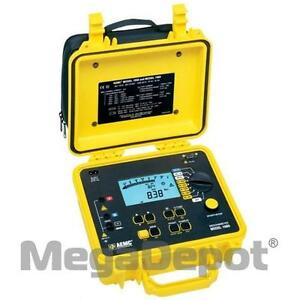 Aemc 2130 03 1060 Digital analog Megohmmeter 1000v