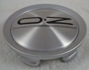 Oz Racing Wheel Silver Custom Wheel Center Cap Caps M608