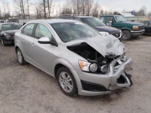 Manual Transmission 12 13 Chevrolet Sonic 1 8l 5 Speed Opt M26 914785