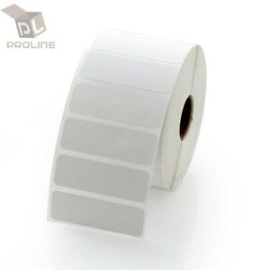 12 Rolls 2 25x0 75 Direct Thermal Barcode Label For Zebra Lp2824 Tlp2824 Lp2844