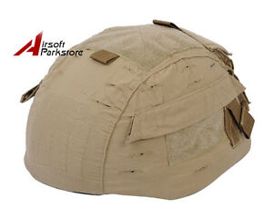 Emerson Ver2 Tactical Military MICH TC-2002 ACH Helmet Cover - Coyote Brown